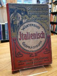 Brombin, Italienisches Konservations- und Taschenwörterbuch nebst kurzgefaßter S