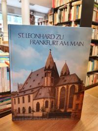 Klötzer, St. Leonhard zu Frankfurt am Main,