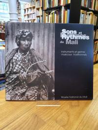 Sons et Rythmes du Mali – Instruments et genres musicaux traditionnels,