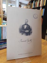 Heinrich Barth – Zehn Seiten eines Afrikaforschers,