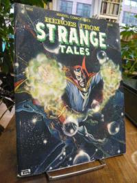 Stan Lee, Marvel Comics Index, Nr. 6: Heroes from Strange Tales,