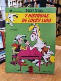 Morris / Goscinny, 7 Historias de Lucky Luke,