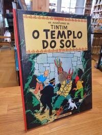 Hergé, O templo do sol – As adventuras de Tintim,