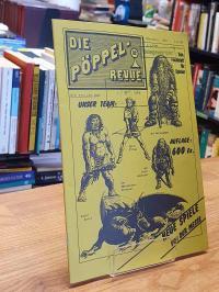 Wolf, Die Pöppel Revue – Das Fachblatt für Spieler – Nr. 82 – Mätz/April 1984 –