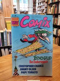 MV Comix – Heft 16 – 10. August 1974,