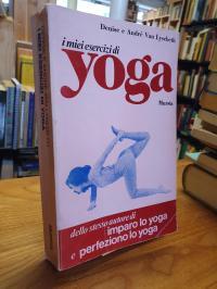 I miei esercizi di yoga,
