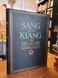 Blech, Sang und Klang im XIX und XX Jahrhundert – Band 11,