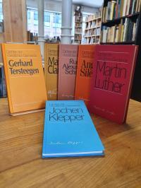 Lamparter, Dichter der christlichen Gemeinde – Konvolut von sechs Bänden: Martin