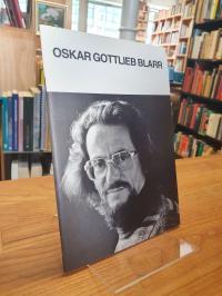 Der Komponist Oskar Gottlieb Blarr,