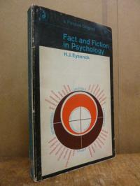 Eysenck, Fact and fiction in psychology,