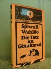 Die Tote im Götakanal – Der besondere Spannngsroman,