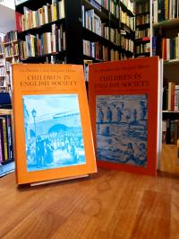 Pinchbeck, Children In English Society – In Two Volumes,