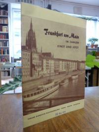 Dörr, Frankfurt am Main in Zahlen – einst und jetzt,