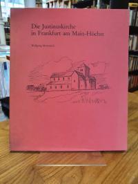 Metternich, Die Justinuskirche in Frankfurt am Main-Höchst,
