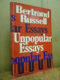 Russell, Unpopular essays,