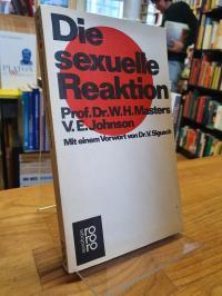 Masters, Die sexuelle Reaktion – Wissenschaftliche Bearbeitung der deutschen Aus