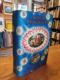 """Bhaktivedanta, Srimad Bhagavatam – Erster Canto – """"Schöpfung"""" – Mit Originalsans"""