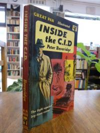 Beveridge, Inside the C.I.D. – [The fight against big-time crime],
