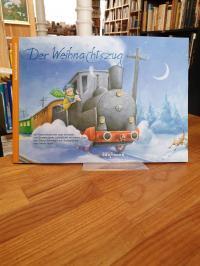 Schwikart, Der Weihnachtszug – Ein Adventskalender zum Vorlesen und Basteln eine