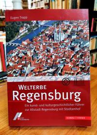 Welterbe Regensburg – Ein kunst- und kulturgeschichtlicher Führer zur Altstadt R