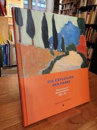 Rochard, Die Explosion der Farbe – Fauvismus und Expressionismus 1905 bis 1911,