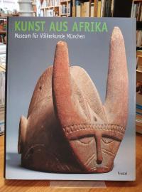 Kecskési, Kunst aus Afrika – Museum für Völkerkunde München,