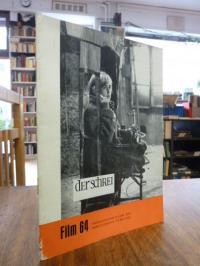 Arbeitsgruppe Filmclubs beim Club der Filmschaffenden der DDR (Hrsg.), Film 64,