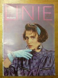 Unrein, Modische Linie – Fachzeitschrift für Masskleidung und Hüte, Ausgabe B, 1
