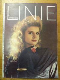 Unrein, Modische Linie – Fachzeitschrift für Masskleidung und Hüte, Ausgabe B, 2