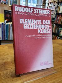 Steiner, Themen aus dem Gesamtwerk,