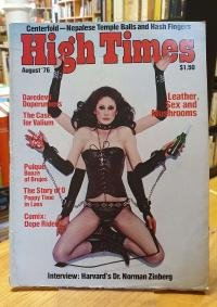 Kowal, High Times – No. 12 – August 1976,