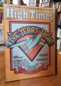 Levitt, High Times – No. 49 – September 1979,