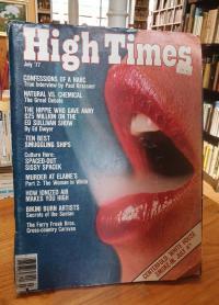 Levitt, High Times – No. 23 – July 1977,