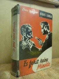 Sherwood: Dave Lund: Es fehlt keine Minute – Kriminalroman,