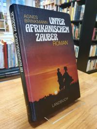 Brinkmann, Unter afrikanischem Zauber – Roman,