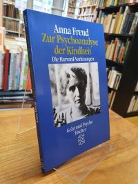 Freud, Zur Psychoanalyse der Kindheit – Die Harvard-Vorlesungen,