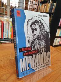 """Crocker, Metallica – """"Nothing else matters"""" – Die Heavy-Metal-Titanen der 90er,"""
