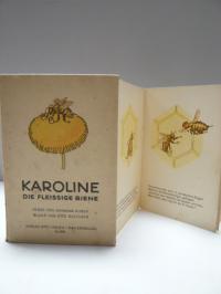 Huber, Karoline, die fleissige Biene – Verse,