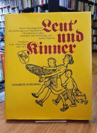 Scheuring, Leut' und Kinner,