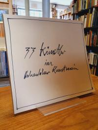 33 Künstler im Hohenloher Kunstverein,