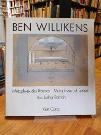 Willikens, Ben Willikens – Metaphysik des Raumes / Metaphysics Of Space (signier