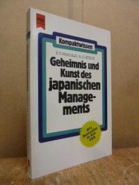 Pascale, Geheimnis und Kunst des japanischen Managements,