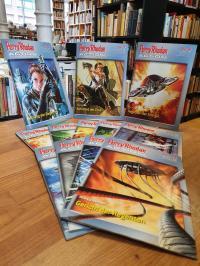 div. Autoren, Perry Rhodan – Action – Konvolut von 12 Exemplaren,