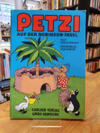 Hansen, Petzi-Bücher Band 13 – Petzi auf der Robinson-Insel,