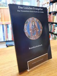 Das Lorscher Evangeliar – Das Vermächtnis Karls des Großen – [Kunstkartenbuch],