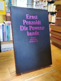 Penzoldt, Die Powenzbande – Zoologie einer Familie – Roman,