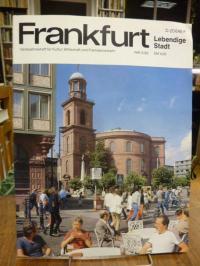 Rummel, Frankfurt – Lebendige Stadt – Vierteljahresheft für Kultur, Wirtschaft u