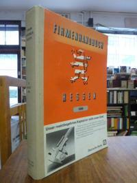 Firmenhandbuch Hessen,