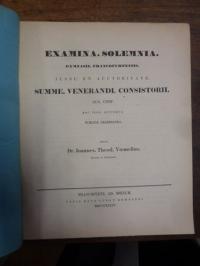 Voemel, Teil 1: De loco Ptolemaei Geogr.