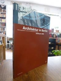 Architektur in Berlin – Jahrbuch 2000,
